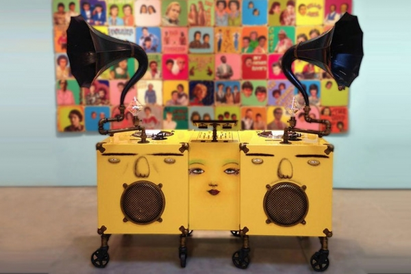 Best New Art: OSGEMEOS Solo Exhibit...