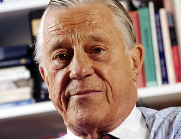 Ben Bradlee gets star treatment in HBO's 'The Newspaperman'