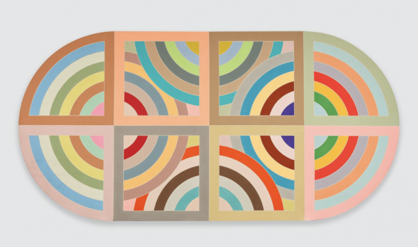 Huge Frank Stella show highlights artist's sense of 'free play'