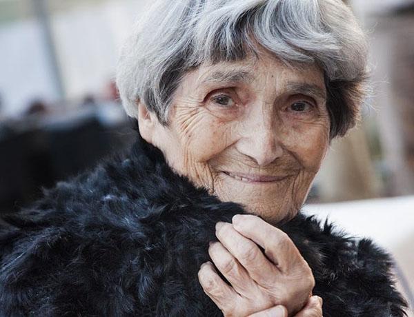 the artist maria lai in sardinia