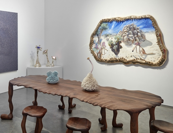 A Wonka Wonderland Opens at Marianne Boesky