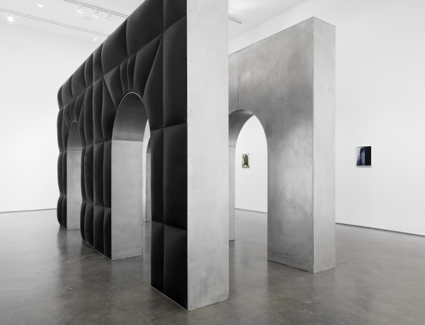 New York – Dean Levin: 'Arches' at Marianne Boesky