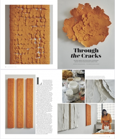 """""""Through the cracks"""" Esther Rosa's interview"""