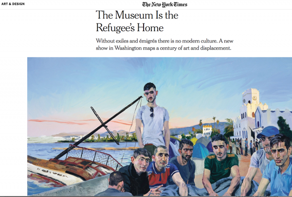 The Museum Is the Refugee's Home
