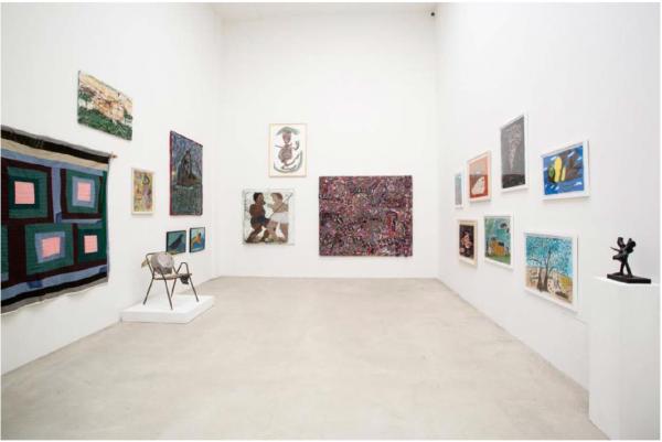 The Outsider Art Fair Is Insider Now