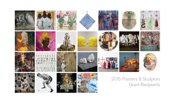 Celia Eberle Recipient of the Joan Mitchell Foundation Painters and Sculptors Grant