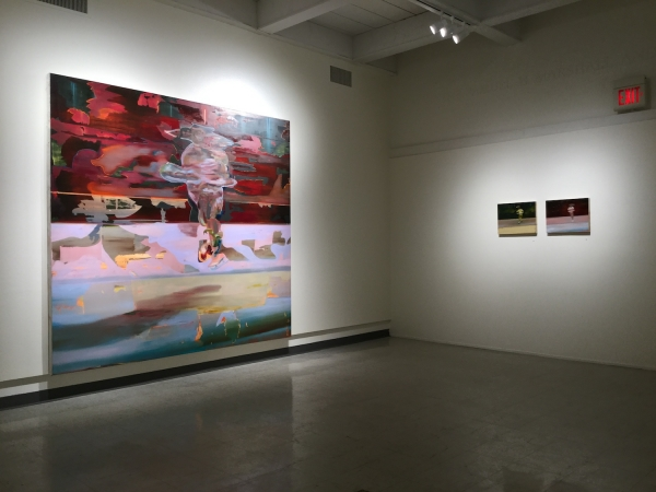 """Joshua Hagler: """"Love Letters to the Poorly Regarded"""" at the Roswell Museum and Art Center"""