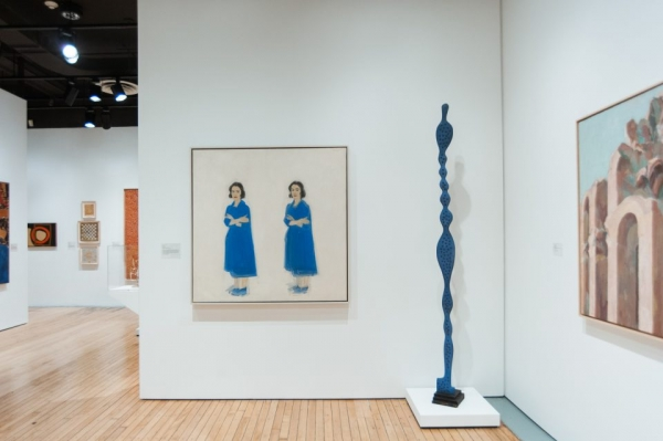 Sidney Geist, Mimi Gross, and Marcia Marcus in Inventing Downtown: Artist-Run Galleries in New York City, 1952–1965