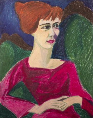 Mimi Gross in Suspense: Key Moments in Midcentury Art