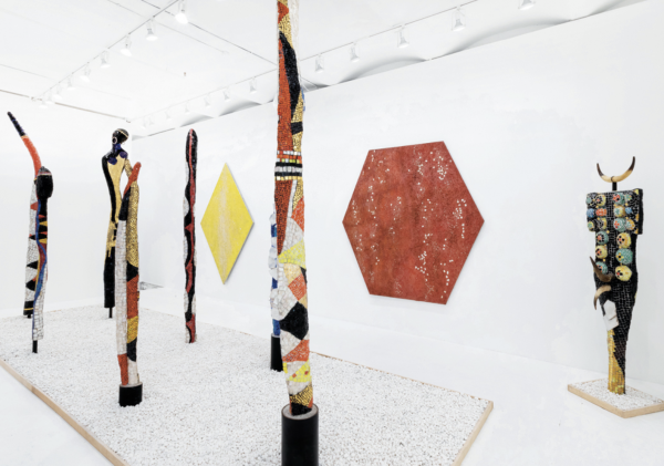 ARTFORUM: Jeanne Reynal | ERIC FIRESTONE GALLERY | NEW YORK