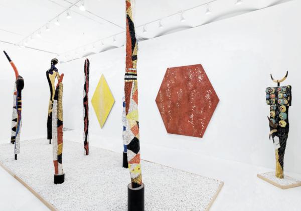 ARTFORUM: Jeanne Reynal | ERIC FIRESTONE GALLERY | NEW YORK