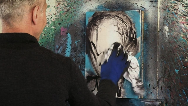 ALBRECHT SCHNIDER: DOCUMENTARY ON DVD
