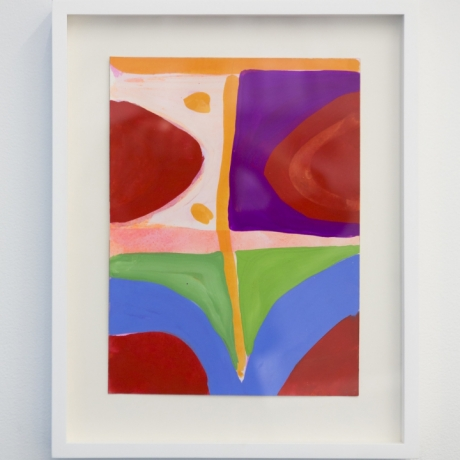 MARINA ADAMS' RECENT PAINTINGS AND GOUACHES