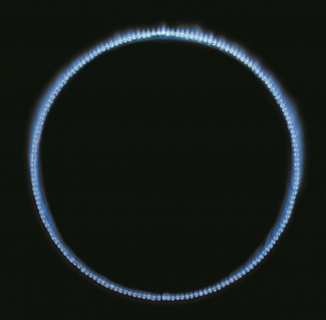 Olafur Eliasson's 'No nights in summer, no days in winter' presented in Gwangju Biennale 2014