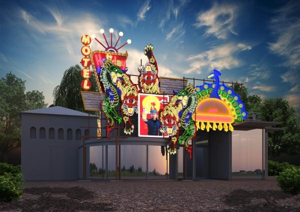 Korean Pavilion | Counterbalance - Erste Höhepunkte von der Biennale in Venedig