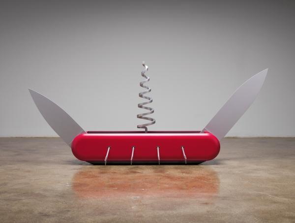 Claes Oldenburg and Coosje van Bruggen Exhibition
