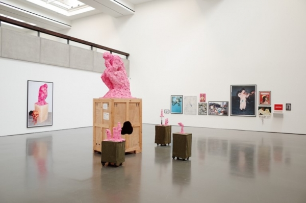 CULTURE CUTS - EXHIBITION OF THE ARTIST CODY CHOI AT THE MUSÉE D'ART CONTEMPORAIN (MAC) MODERN ART MUSEUM.