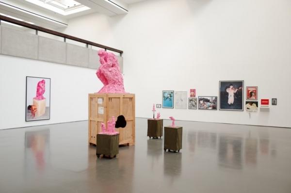 CULTURE CUTS - EXHIBITION OF THE ARTIST CODY CHOI AT THE MUSÉE D'ART CONTEMPORAIN (MAC) MODERN ART MUSEUM.