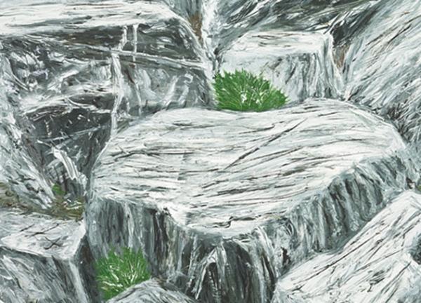 Kim Jiwon : Wall of Painting