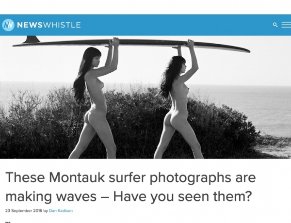 These Montauk surfer photographs are making waves – Have you seen them?