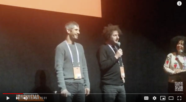 Sundance 2020 - The Truffle Hunters intro and post-screening Q&A