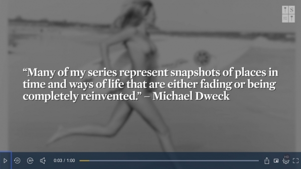 How Photographer Michael Dweck Captures the Ephemeral