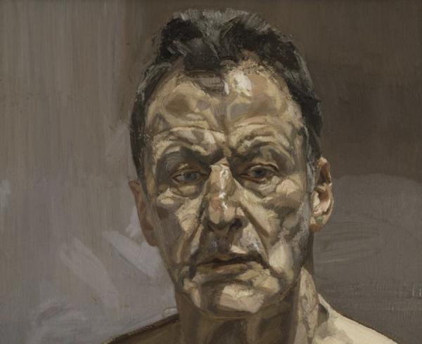 "Brenda Cronin, ""An Artist Looking at Himself,"" October 25, 2019"
