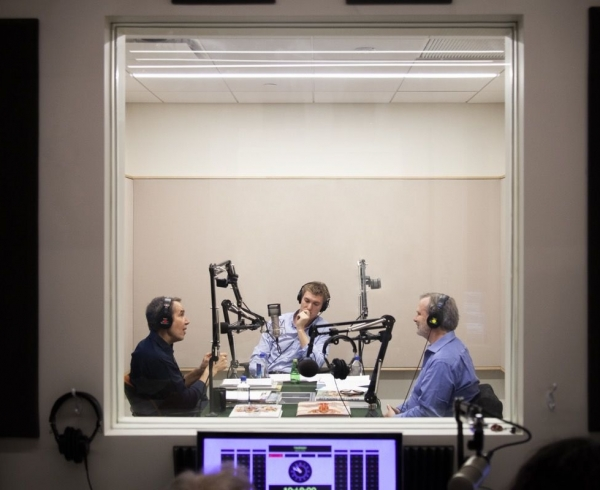Why Galleries Are Joining the Podcast Wave - Artsy