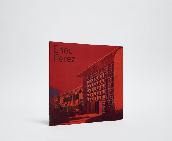 Enoc Perez Catalogue Cover