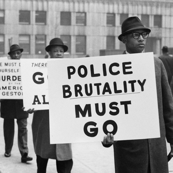 GORDON PARKS: HALF AND THE WHOLE