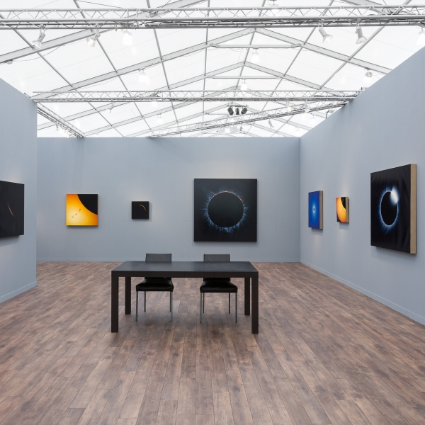 Frieze New York 2019 Installation View