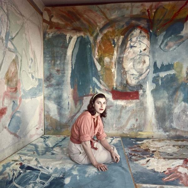 """""""Women Artists in Ascendance"""""""