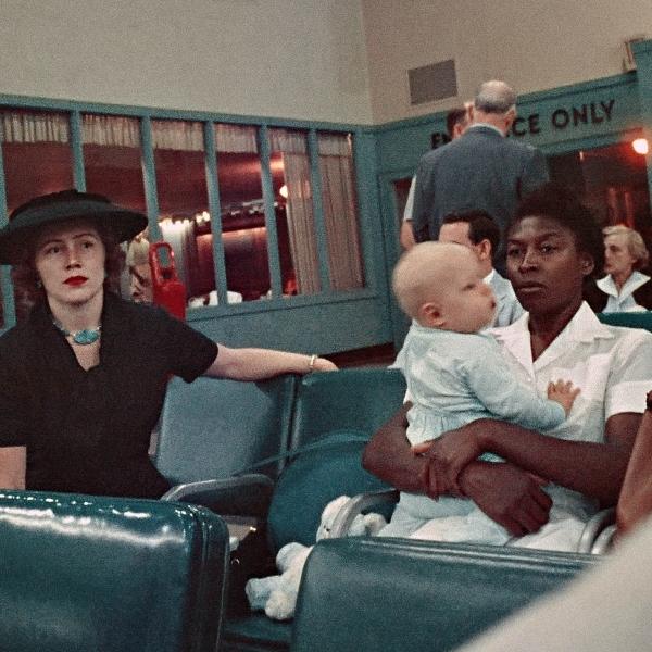 Gordon Parks: Segregation Story in Mobile, 1956