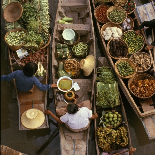 The Great Food Markets of the World