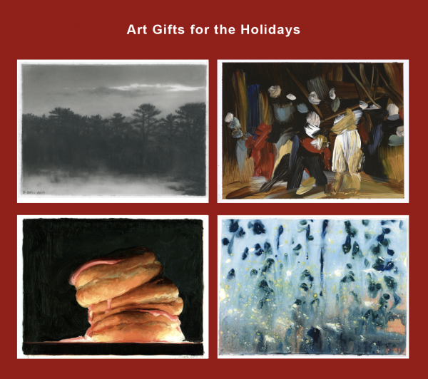 Art Gifts for the Holidays