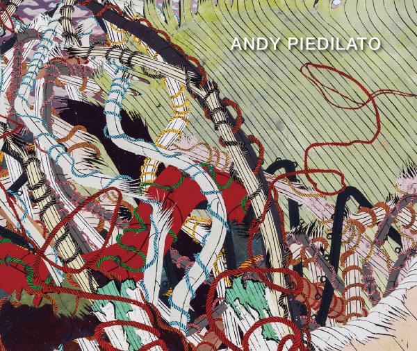Andy Piedilato: Recent Paintings