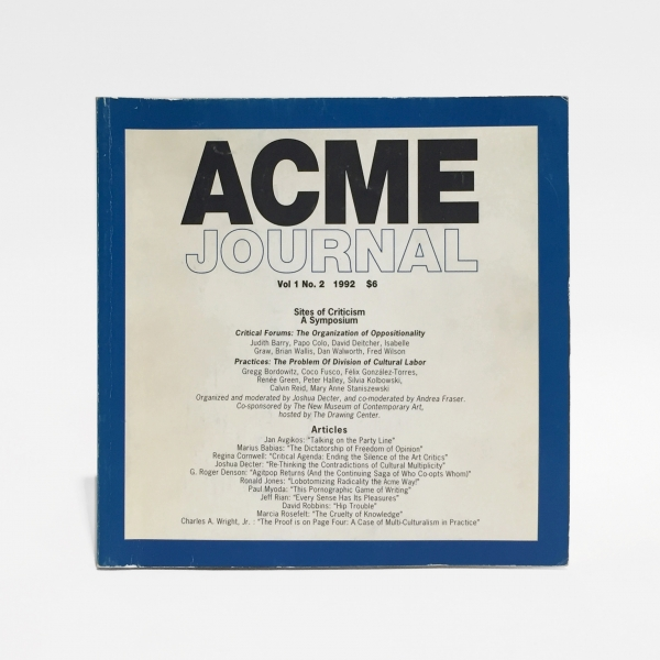 ACME Journal