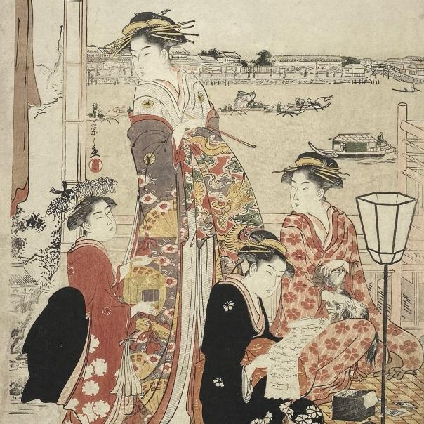 Ukiyo-e and Shin-hanga Part III