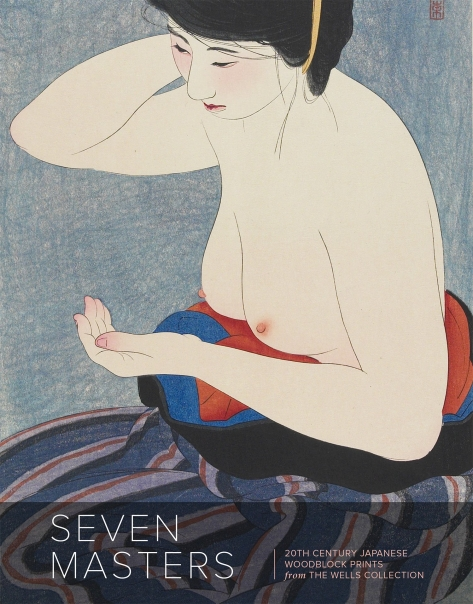 Seven Masters: 20th Century Woodblock Prints from the Wells Collection