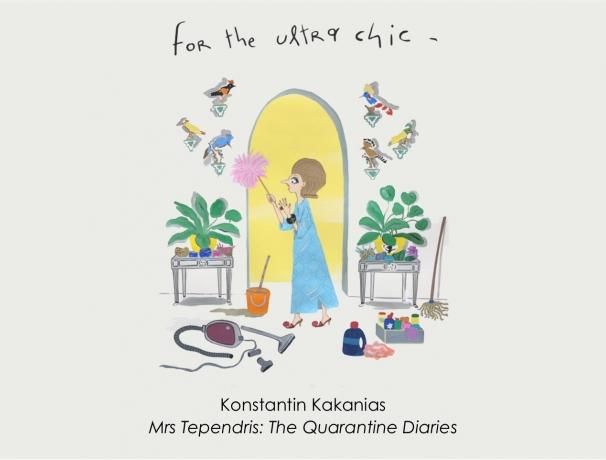 Mrs. Tependris: The Quarantine Diaries