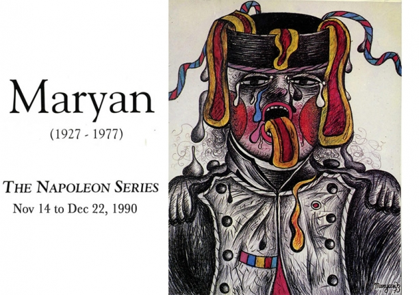 Maryan (1927 - 1977)