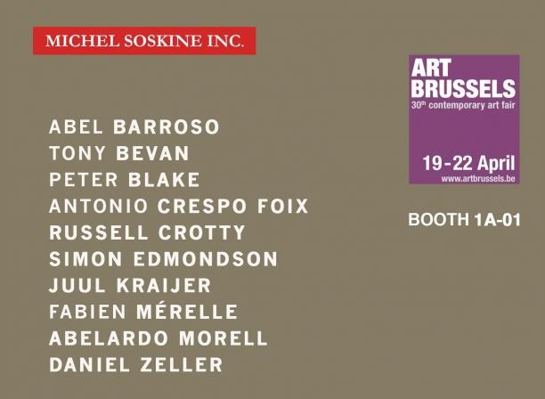 ART BRUSSELS 2012