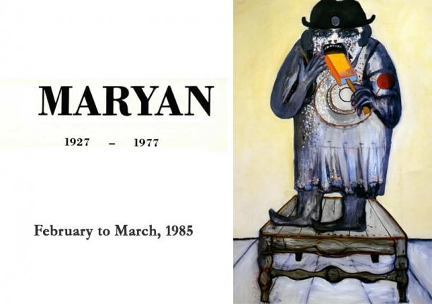 Maryan 1927 - 1977
