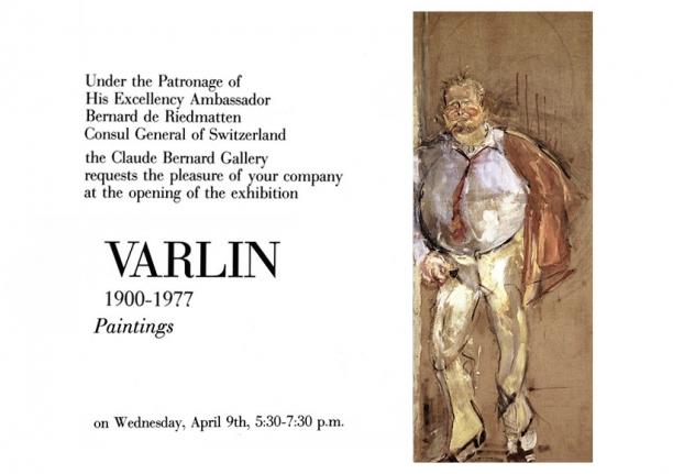 Varlin 1900 - 1977 Paintings
