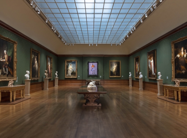 Kehinde Wiley: A Portrait of a Young Gentleman