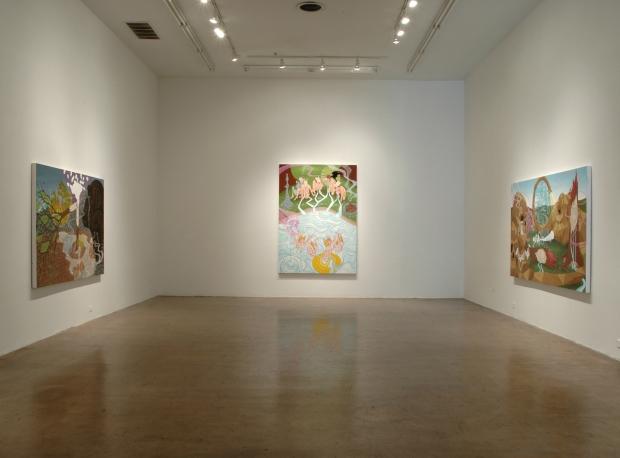 Wendell Gladstone Solo Exhibition