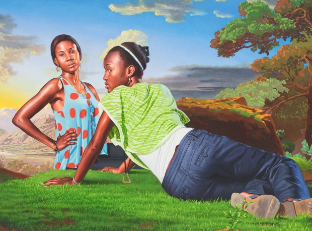 Kehinde Wiley The World Stage: Haiti