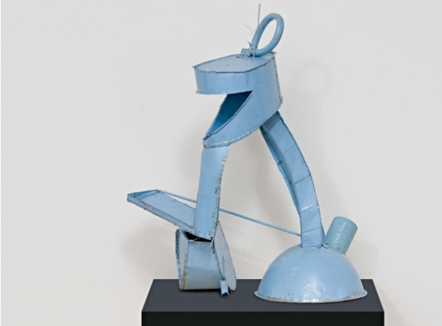 Thomas Kiesewetter New Sculpture and Works on Paper