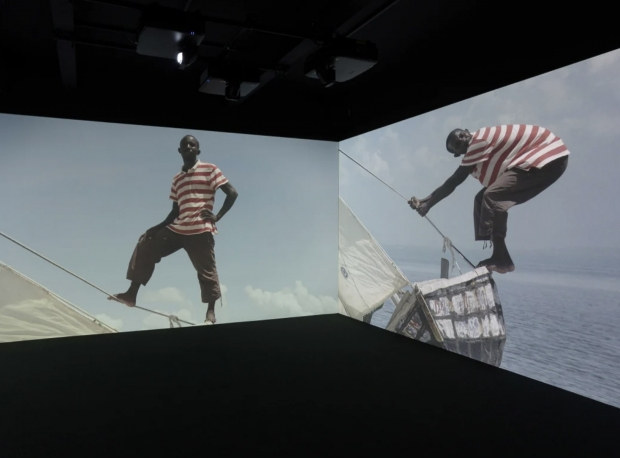 Kehinde Wiley: Ship of Fools