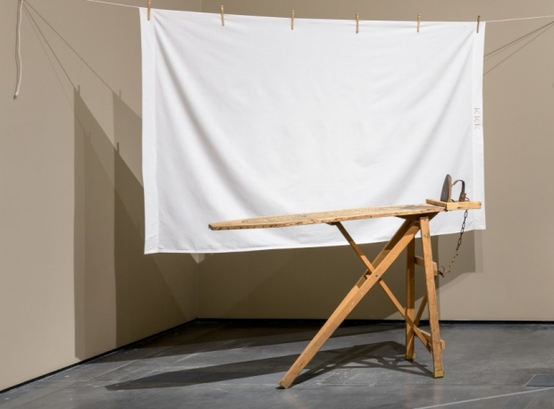 Review: Betye Saar turns an ironing board into the story of American racism. LACMA shows how